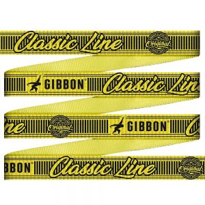 Gibbon Classic Slackline Including Ratchet Pad