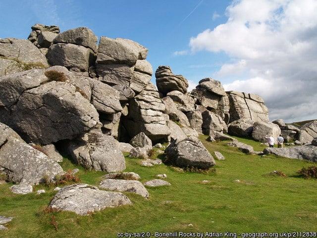 Bonehill Rocks - Dartmoor