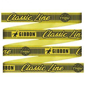 Gibbon Classic XL Slackline Including Ratchet Pad
