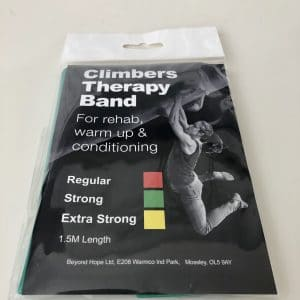 Beyond Hope Climbers Therapy Band Strong